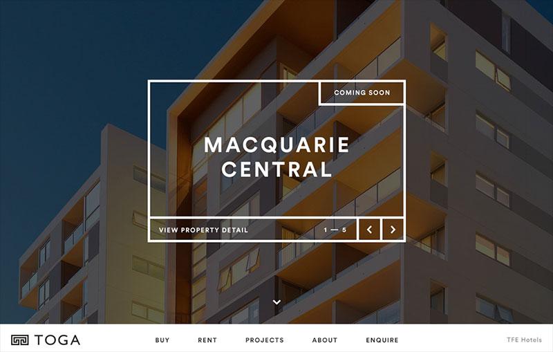 TOGA Apartments
