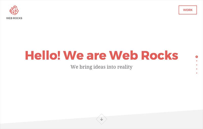 Web Rocks