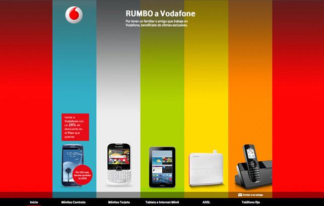 Rumbo a Vodafone
