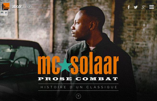 Prose Combat, a classic's story
