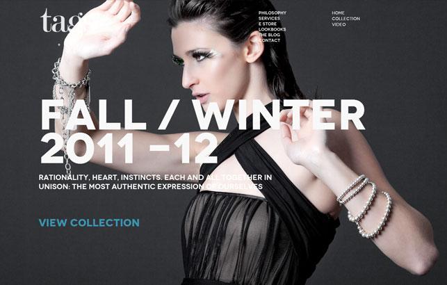 Tags Italian Fashion Brand & eStore