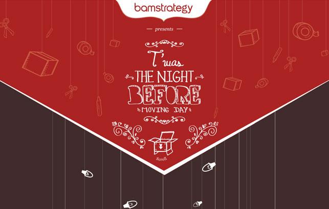 BAM Strategy Christmas Card
