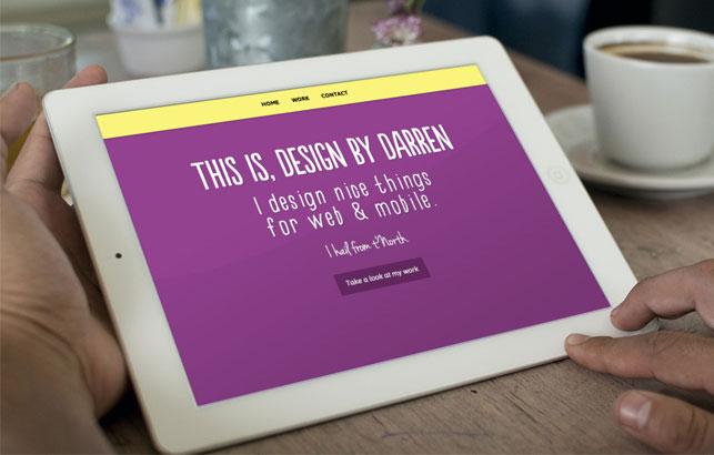 Design by Darren