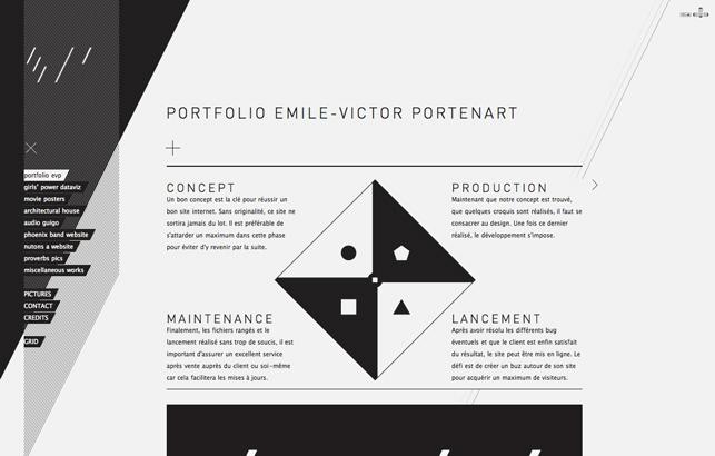 Emile-Victor Portenart`s Portfolio