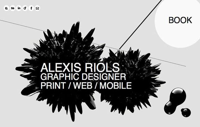 Alexis Riols Portfolio