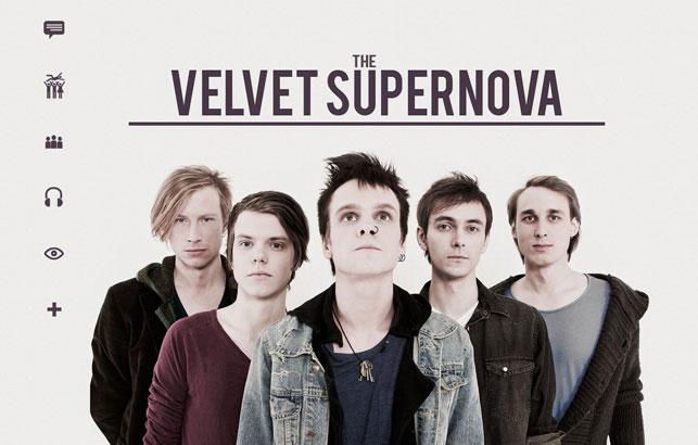 The Velvet Supernova