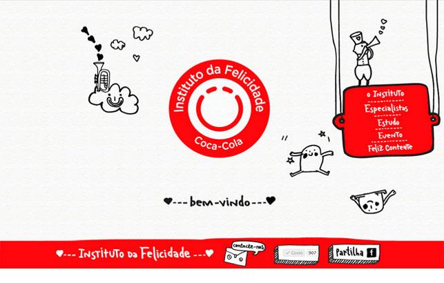 Coca-Cola - Instituto da Felicidade