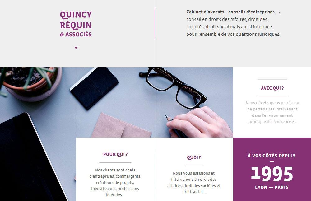 Quincy Réquin & Associates, lawyers