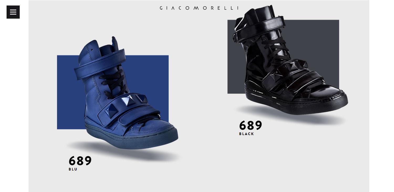 Giacomorelli - Website of the Day