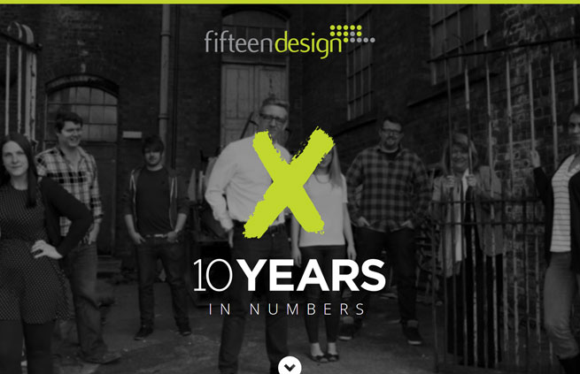 10th Anniversary of Fifteen