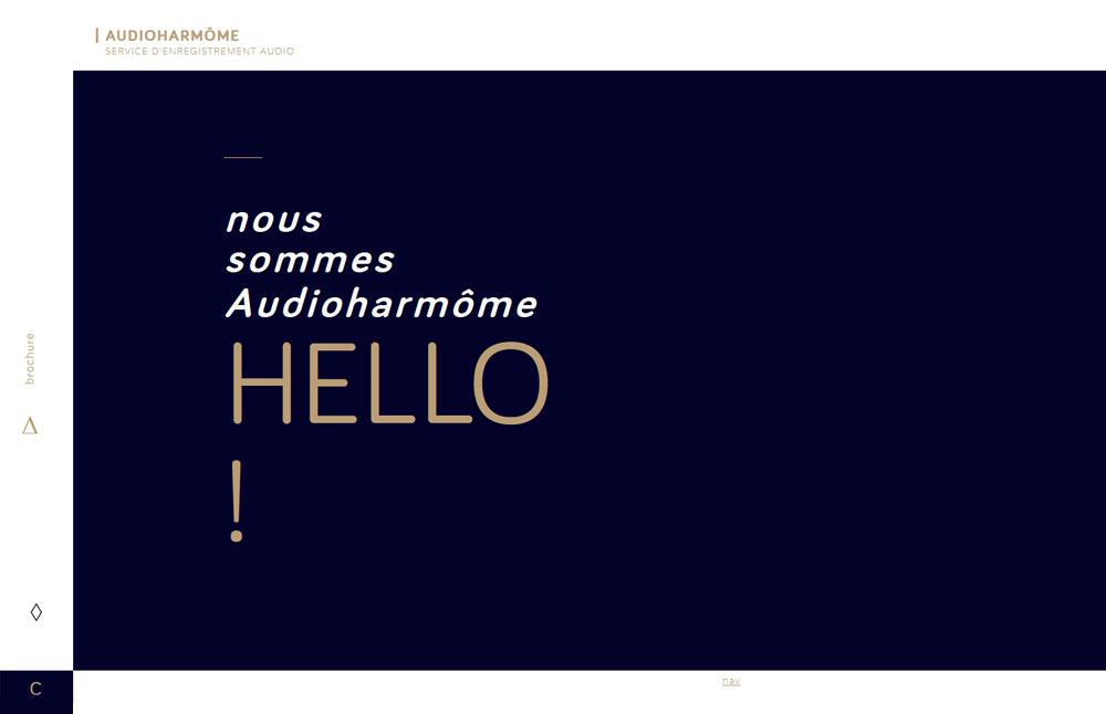 audioharmôme