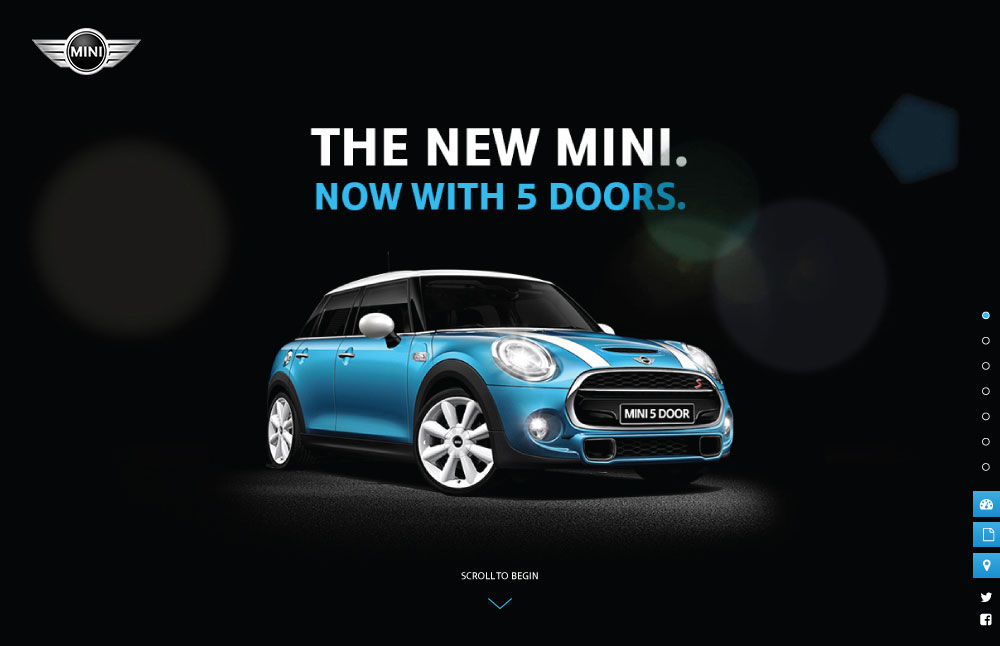 The all new MINI 5-Door Hatch