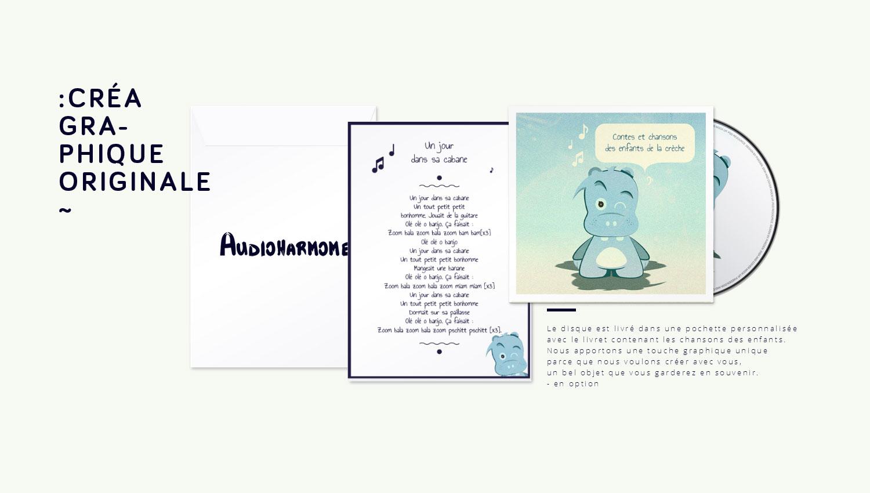 audioharmôme - Website of the Day