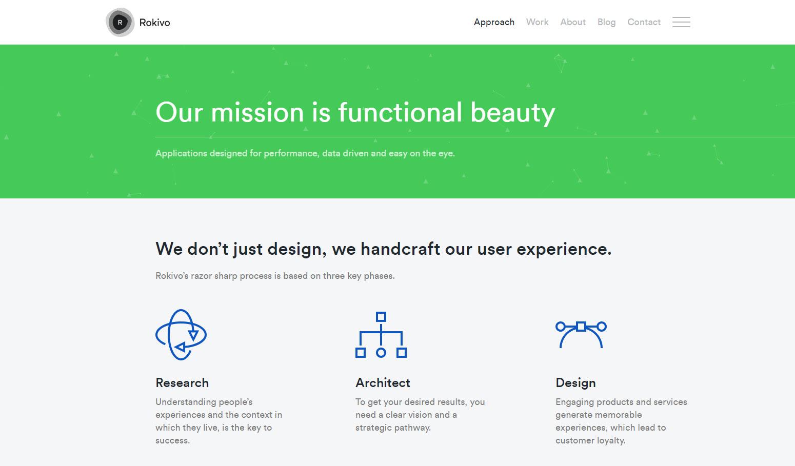 Rokivo Inc. - Website of the Day
