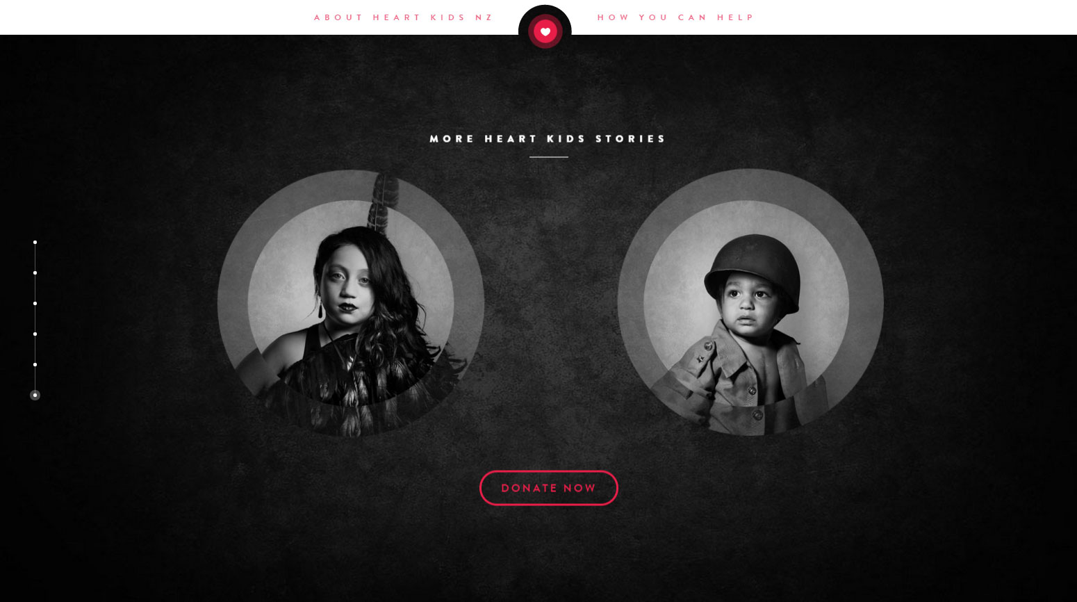 Born Fighters - Website of the Day