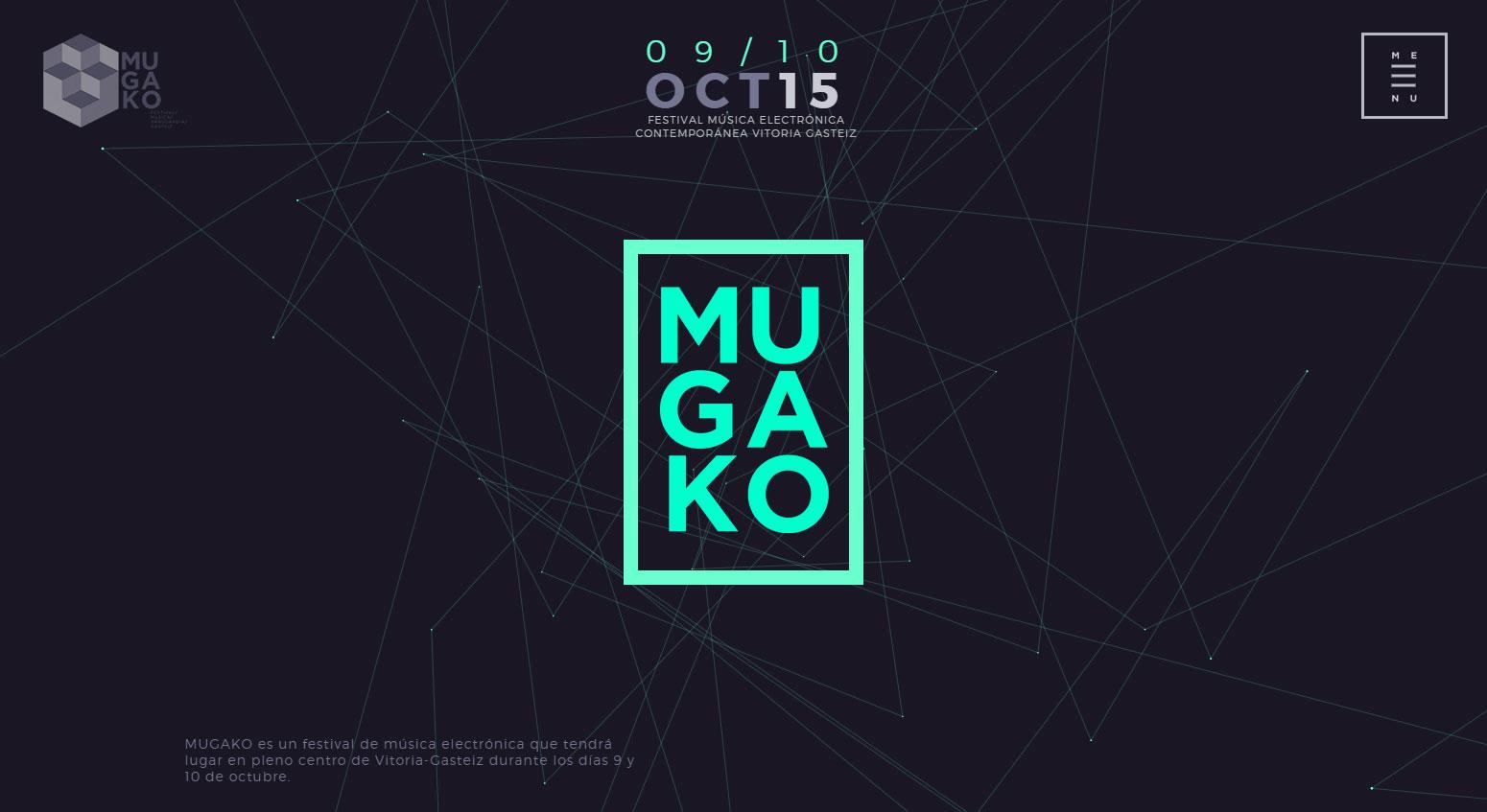 Mugako Festival - Website of the Day