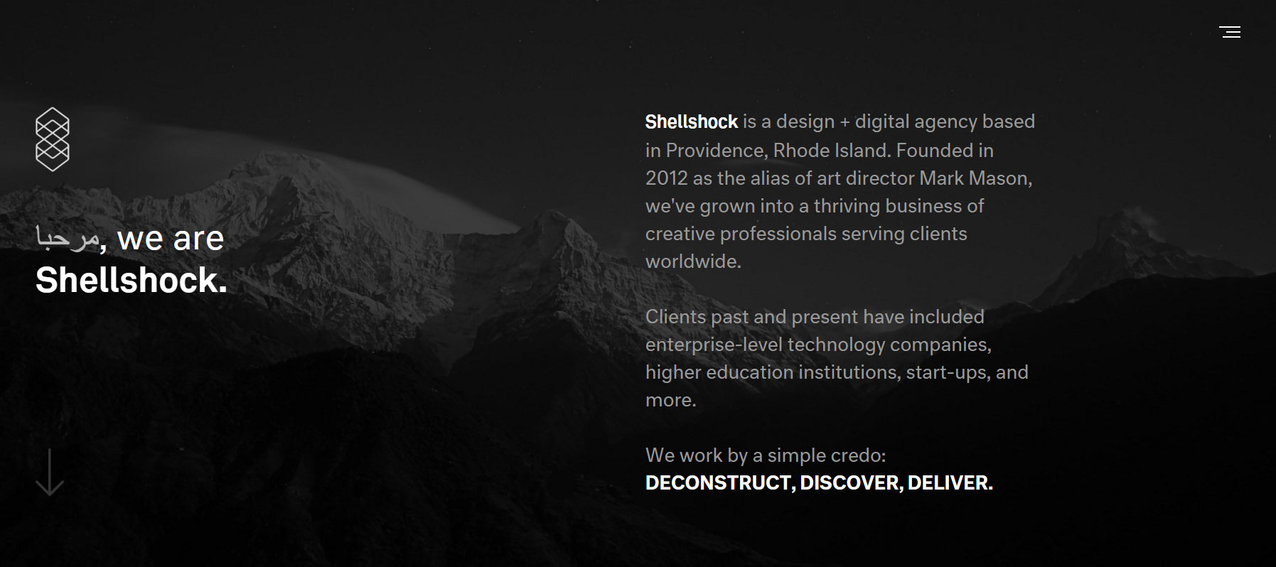 Shellshock Inc. - Website of the Day