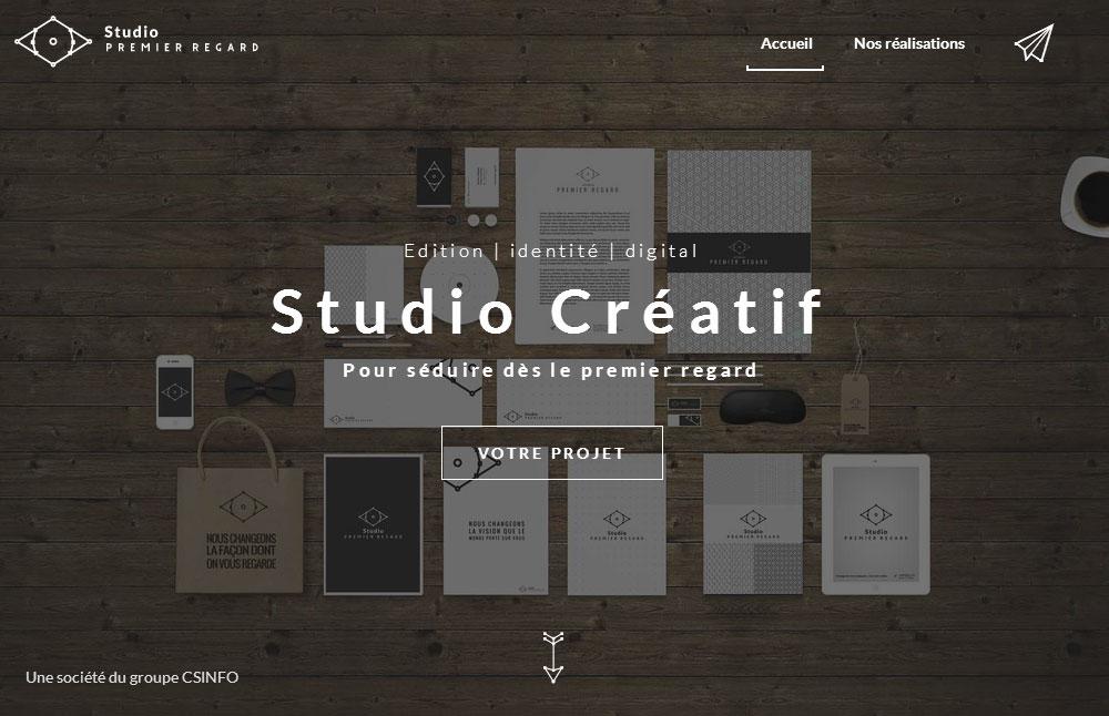 Studio Premier Regard