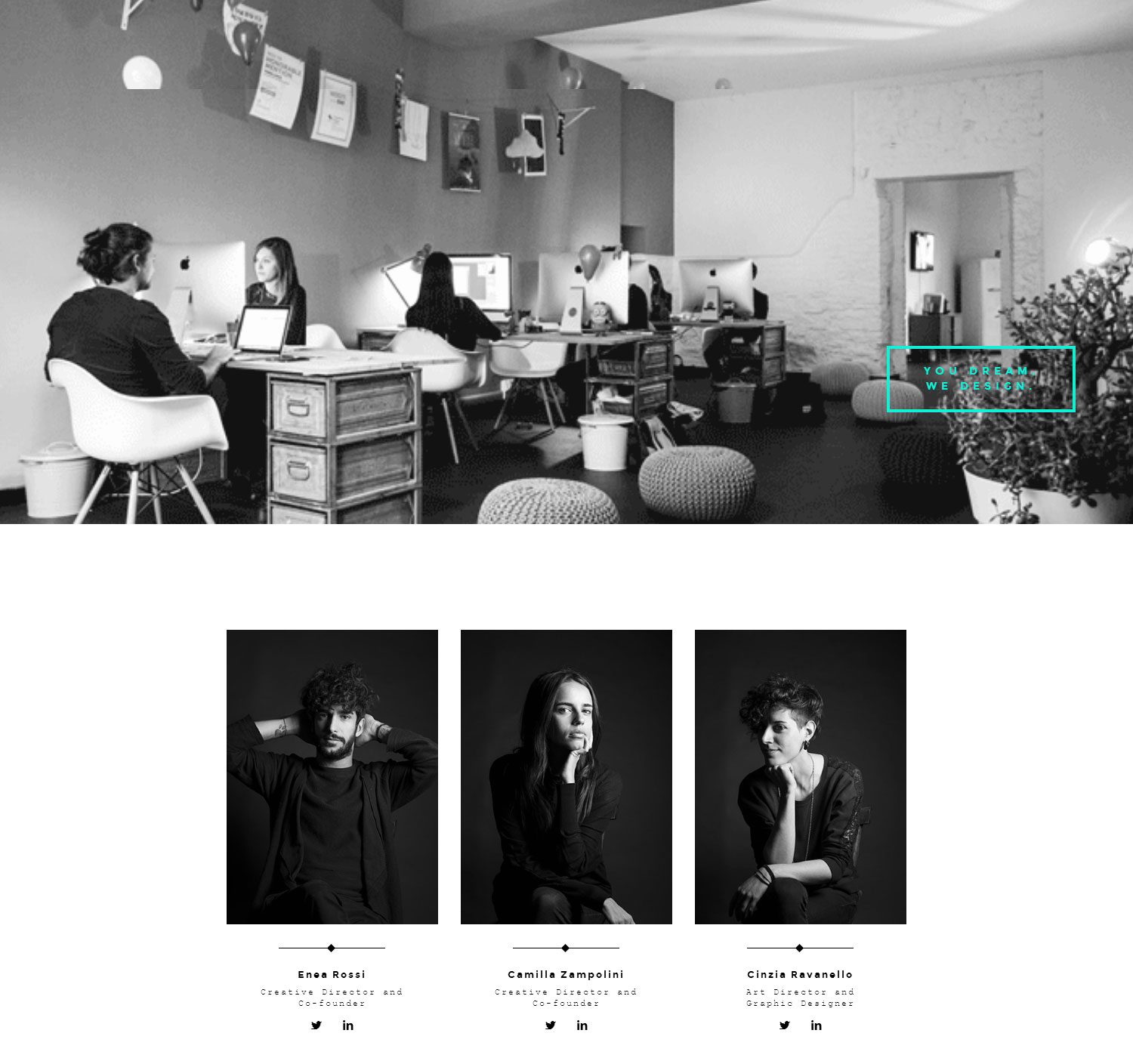 Adoratorio - Website of the Day