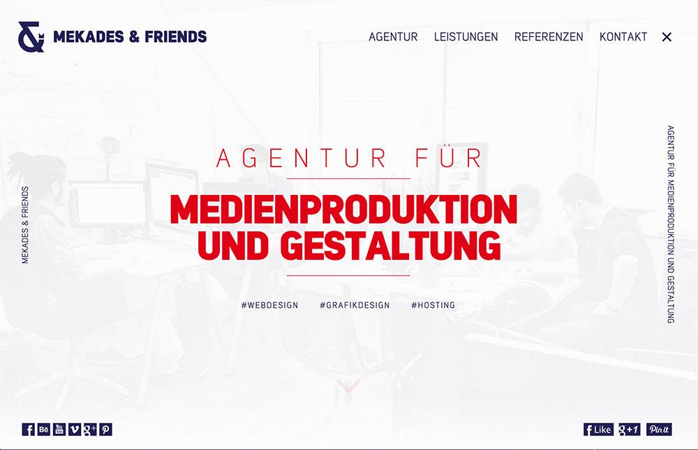 Mekades & Friends