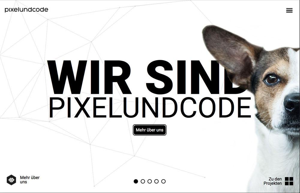 Pixelundcode