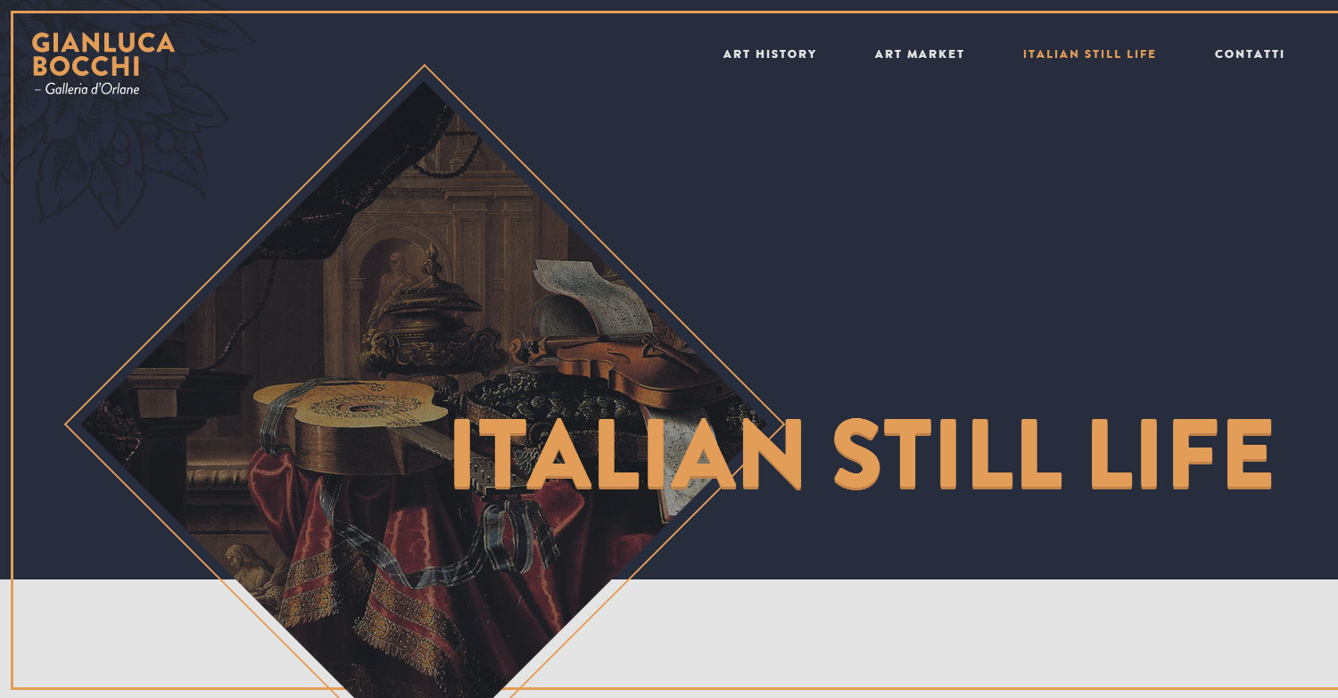 Gianluca Bocchi - Website of the Day