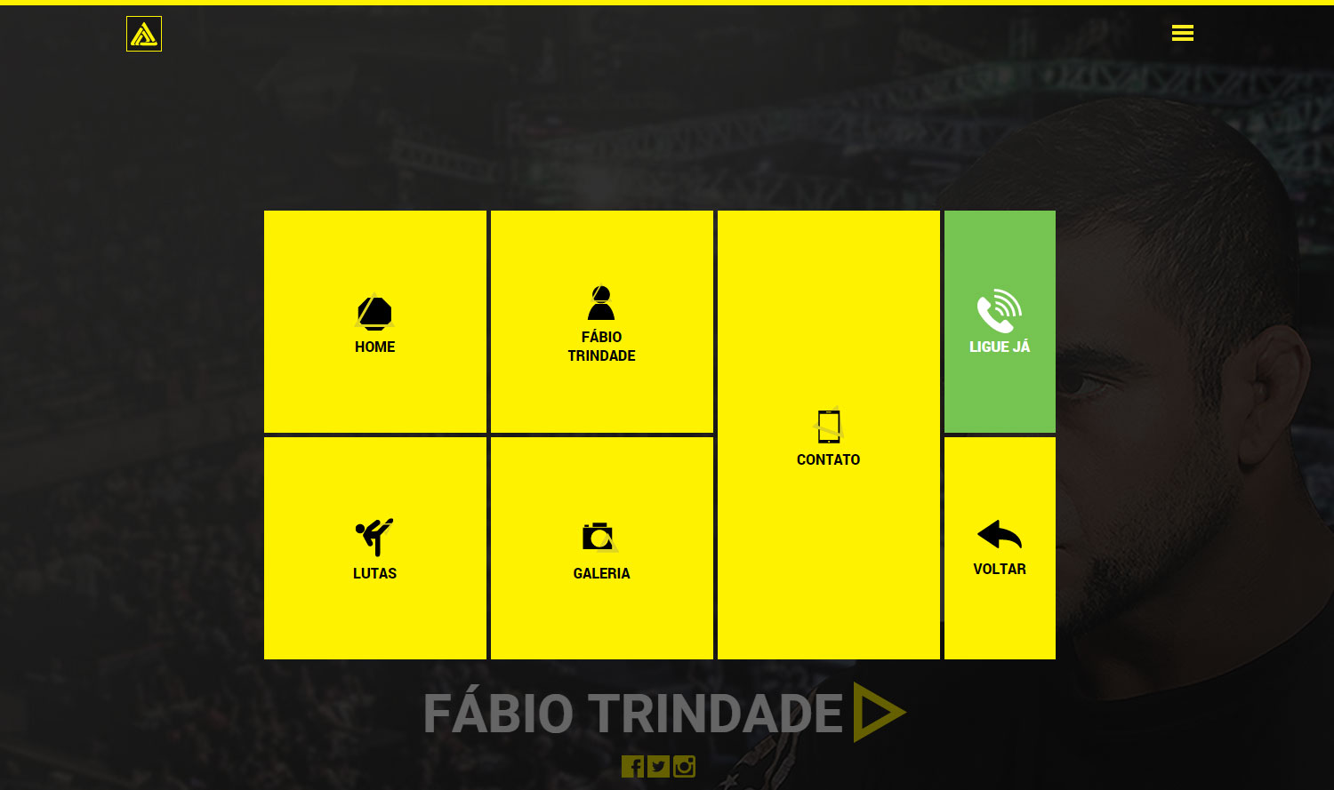 Fábio Trindade - Website of the Day