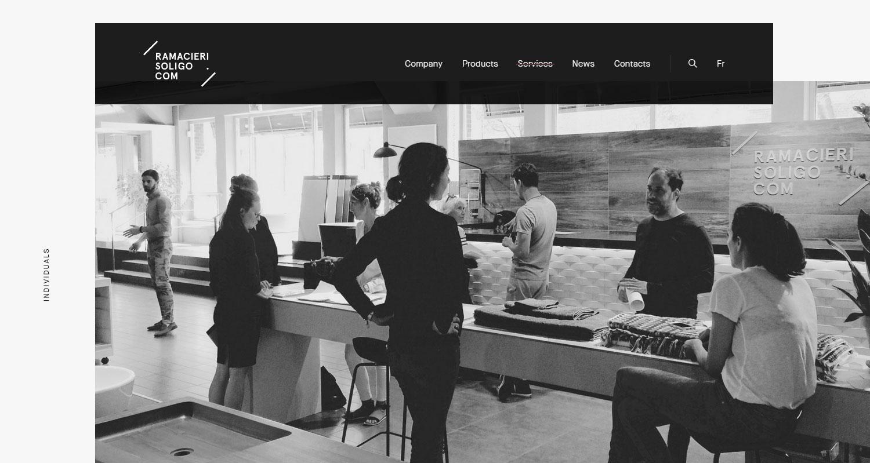 Ramacieri Soligo - Website of the Day