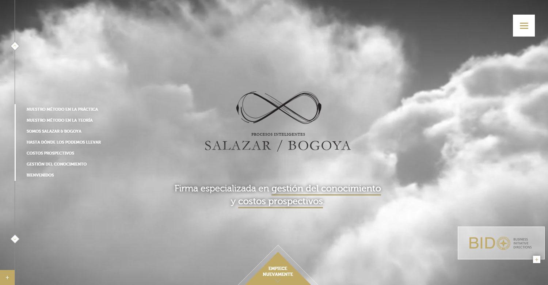 Salazar / Bogoya - Website of the Day
