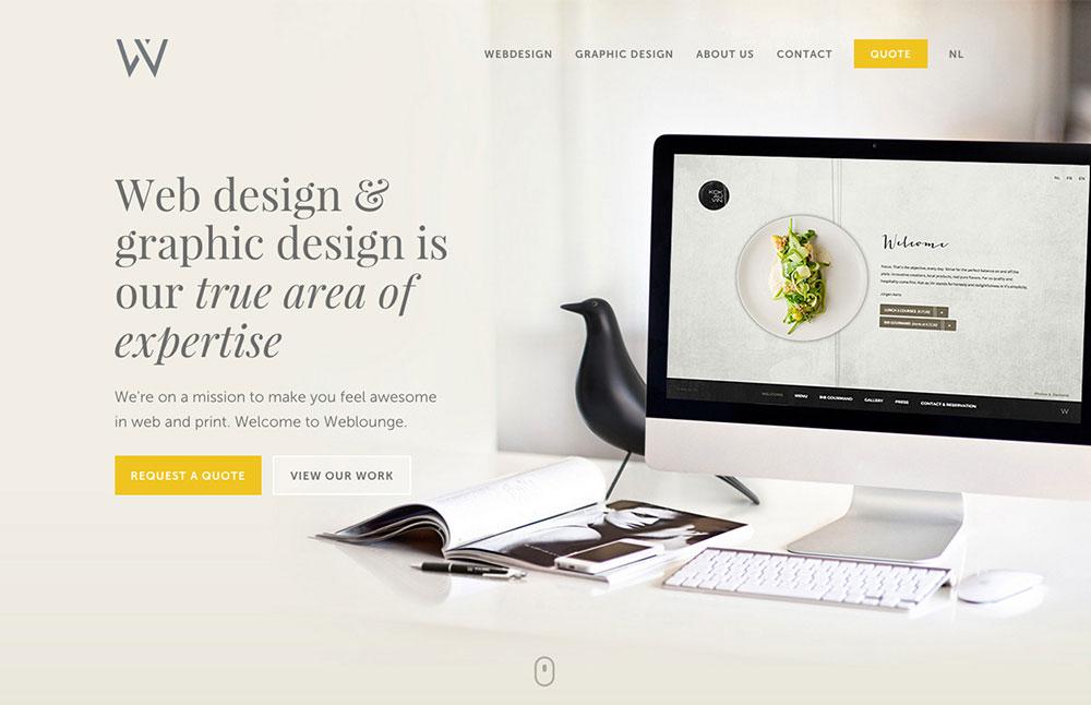 Webdesign Agency Weblounge