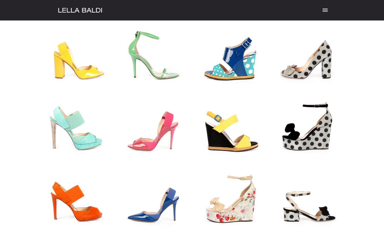 LELLA BALDI - Website of the Day