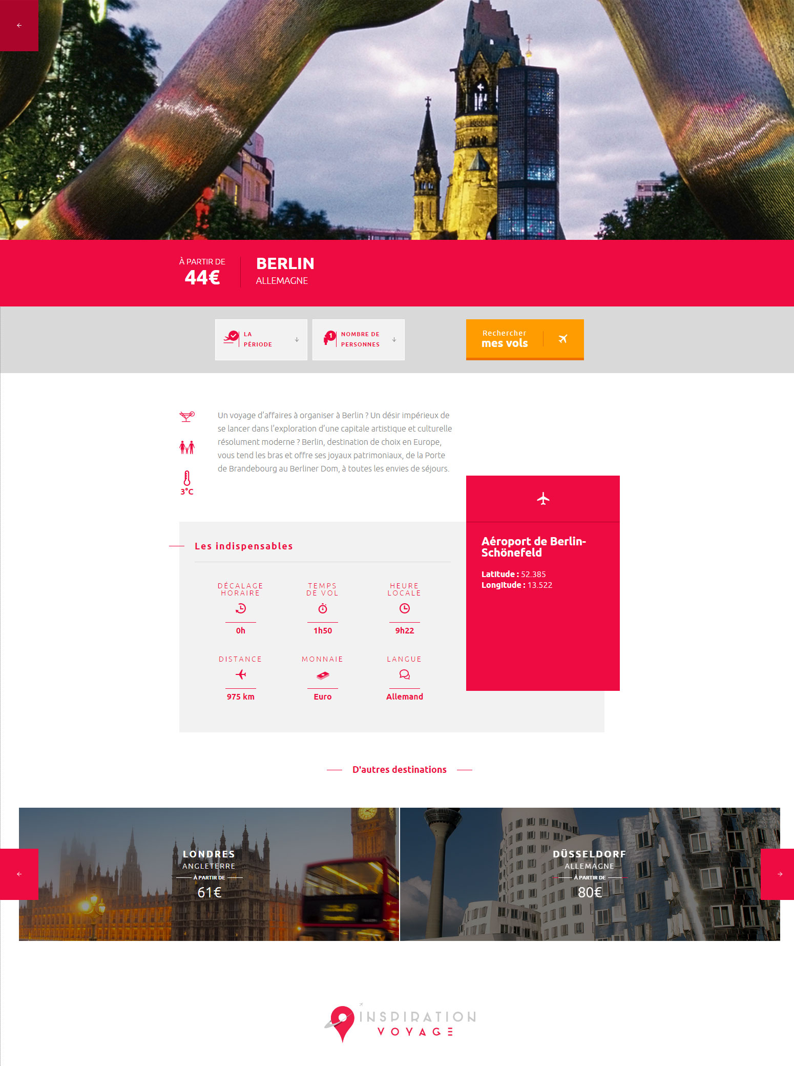 Trip inspiration — Lyon Airport - Website of the Day