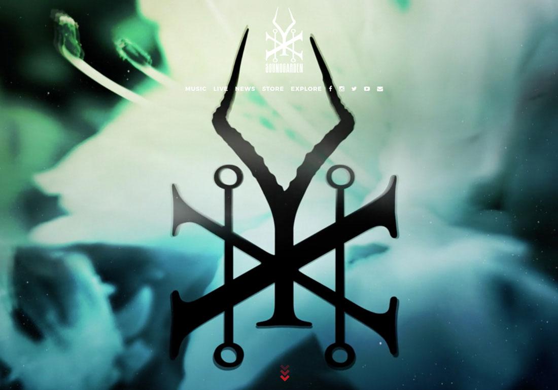 Soundgarden Official Website