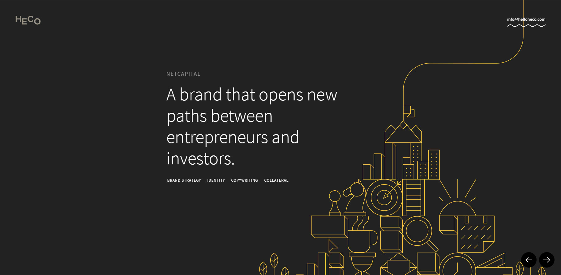 Heco Partners - Website of the Day