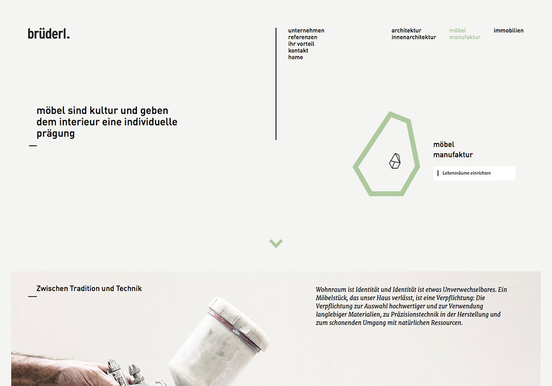 bruederl - architecture & furniture