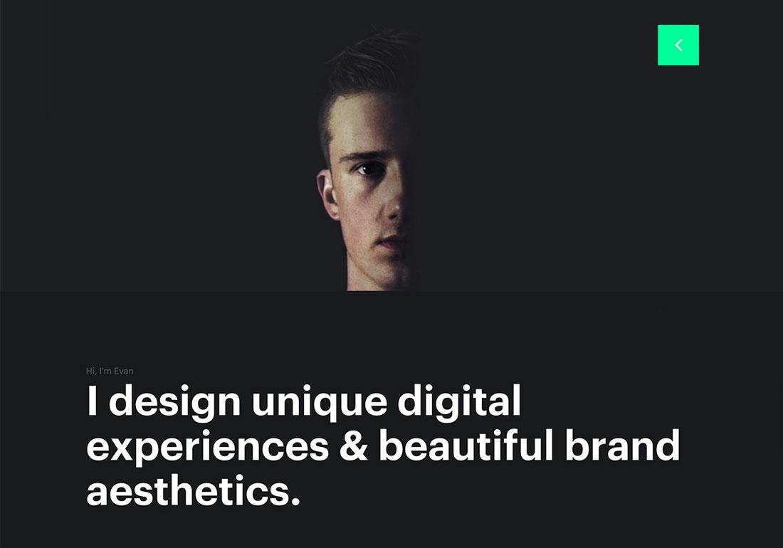 The Digital Portfolio of Evan Kosow