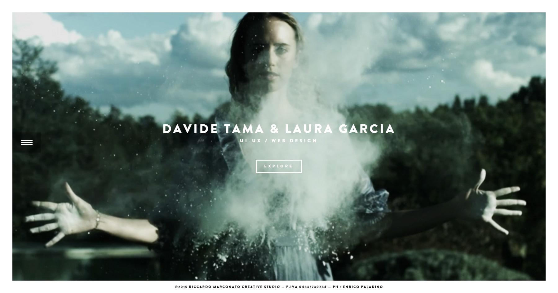 Riccardo Marconato Creative Studio - Website of the Day