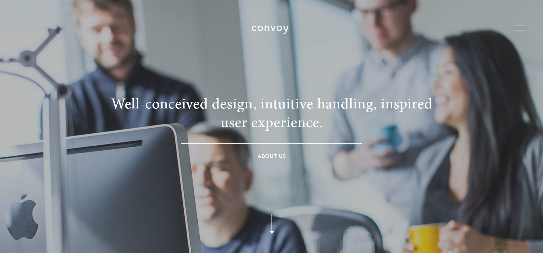 Convoy - Website of the Day