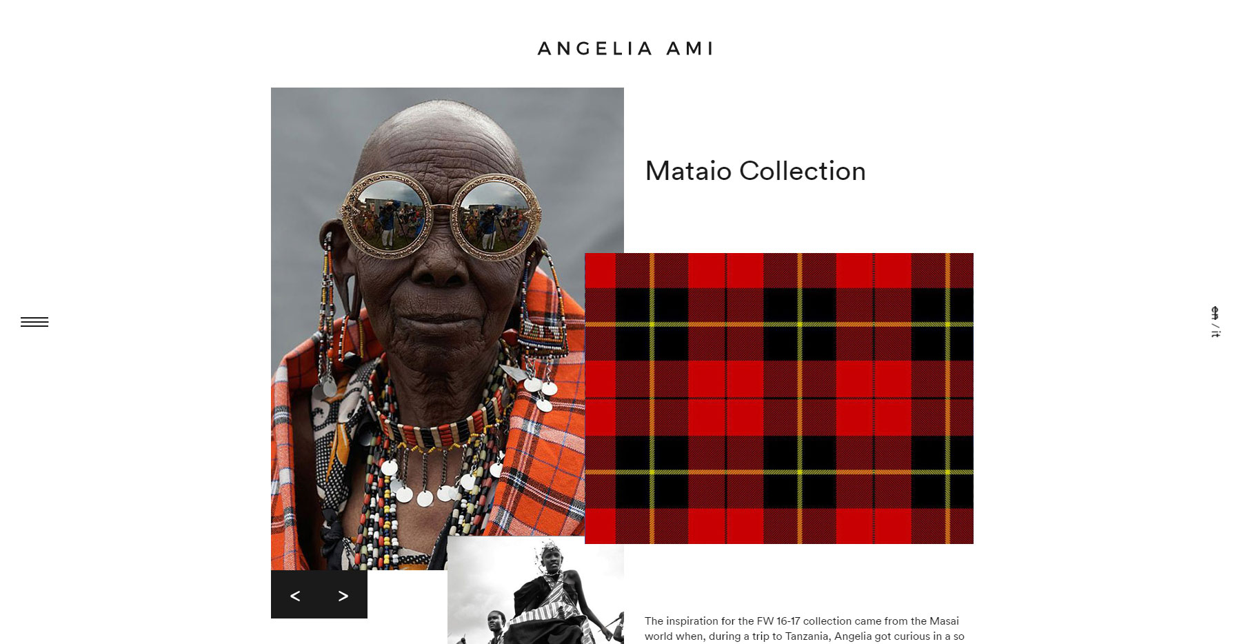 Angelia Ami - Website of the Day
