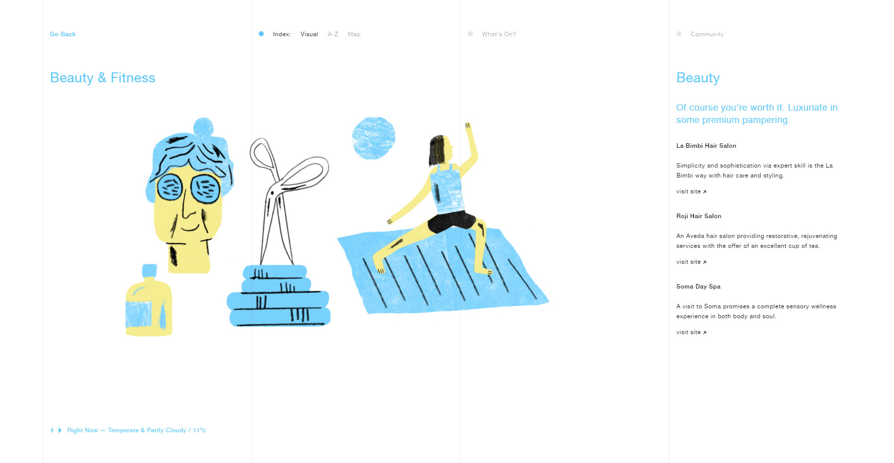 NewActon - Website of the Day