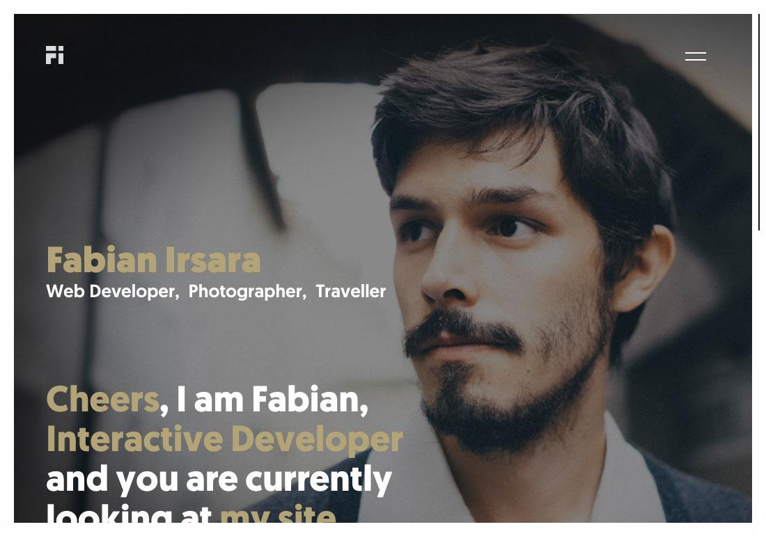 Fabian Irsara | Web Developer