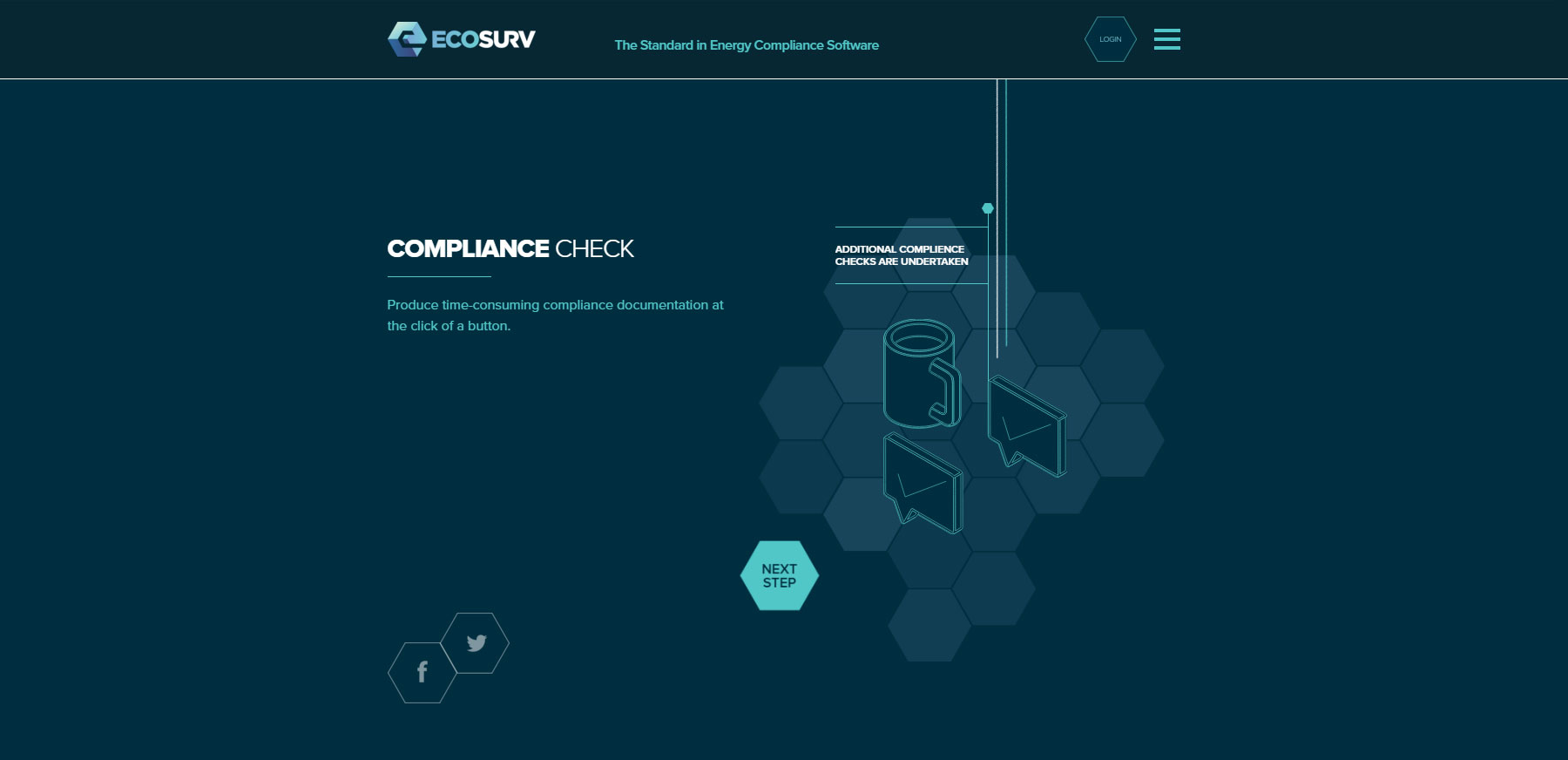 Eco Surv - Website of the Day