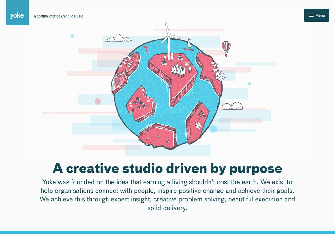 Yoke - positive change studio