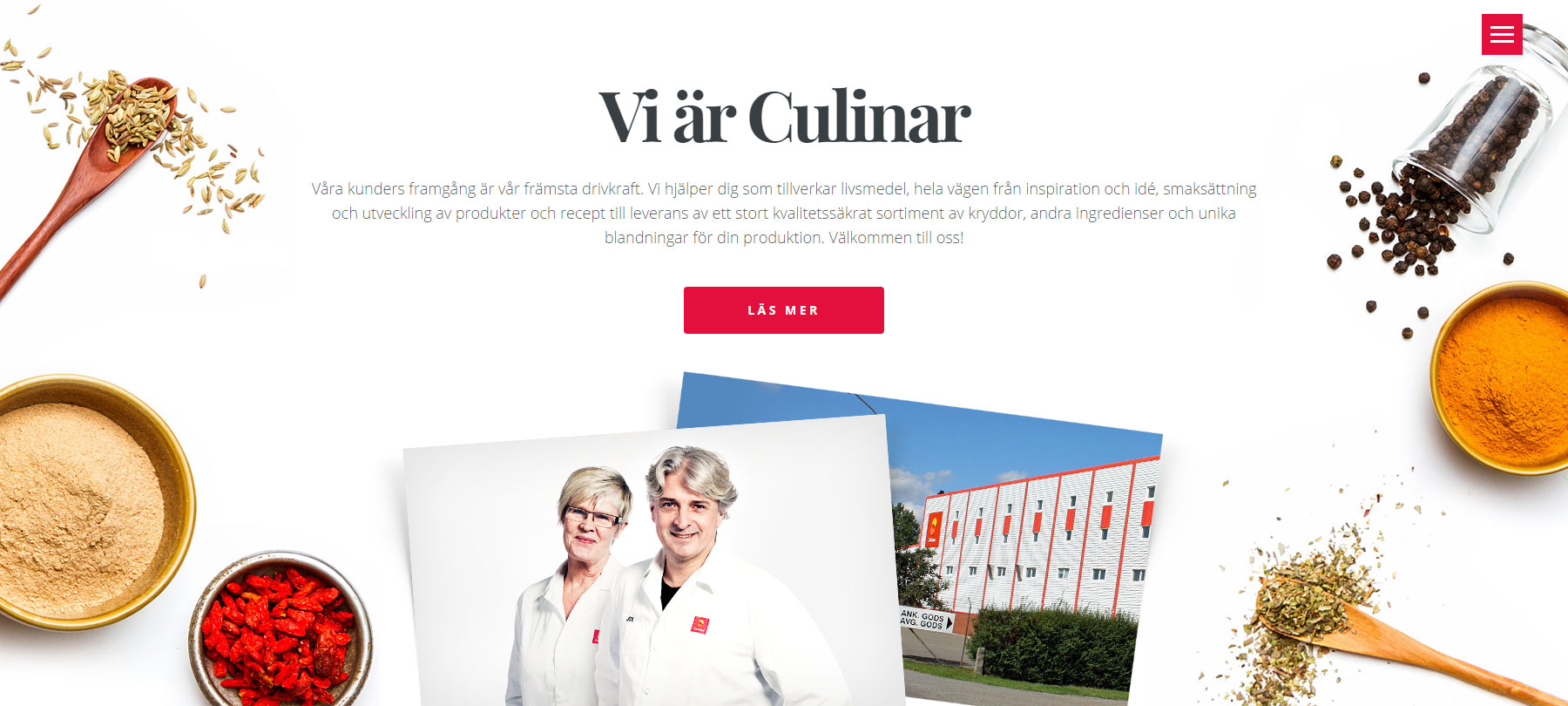 Culinar - Website of the Day
