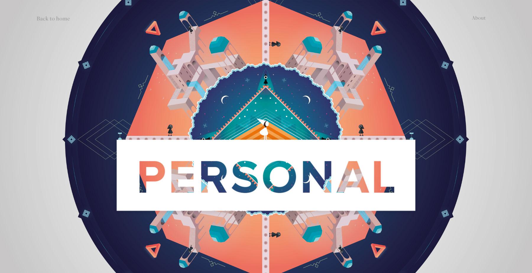 Cédric Pereira - Portfolio - Website of the Day