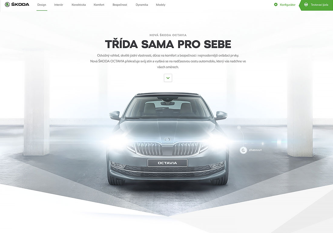 The New ŠKODA OCTAVIA