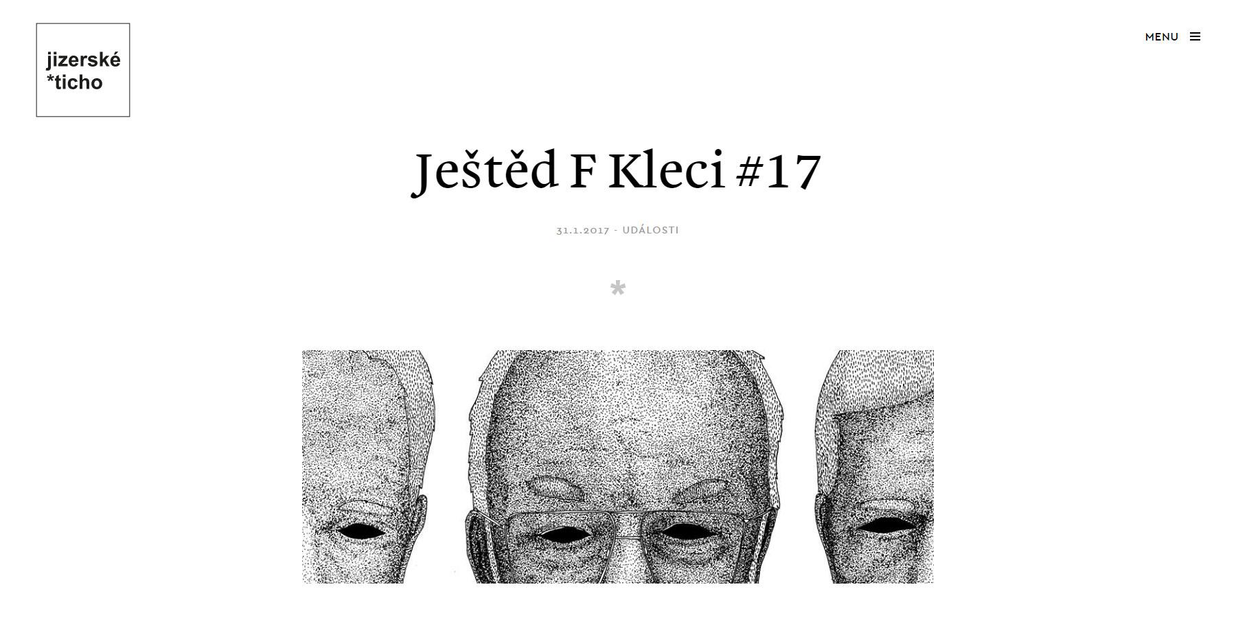 Jizerske *ticho - Website of the Day