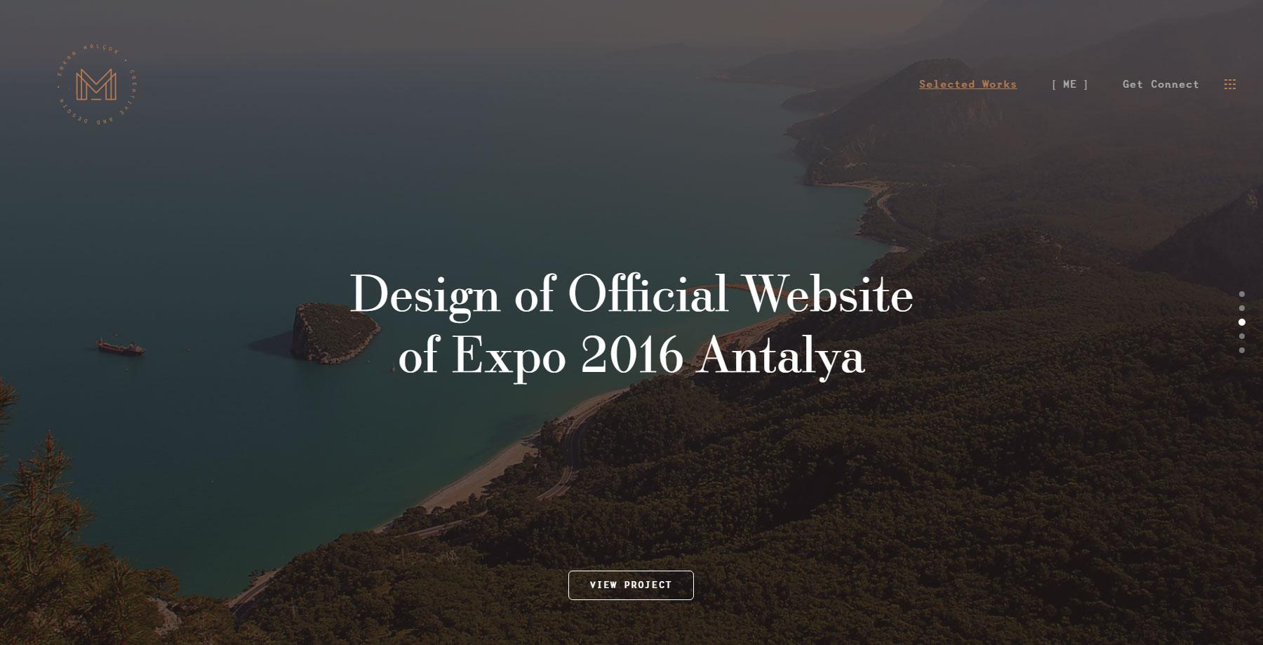 A Multidisciplinary Designer - Website of the Day