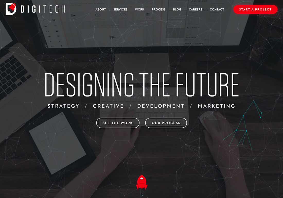 digiTech Web Design