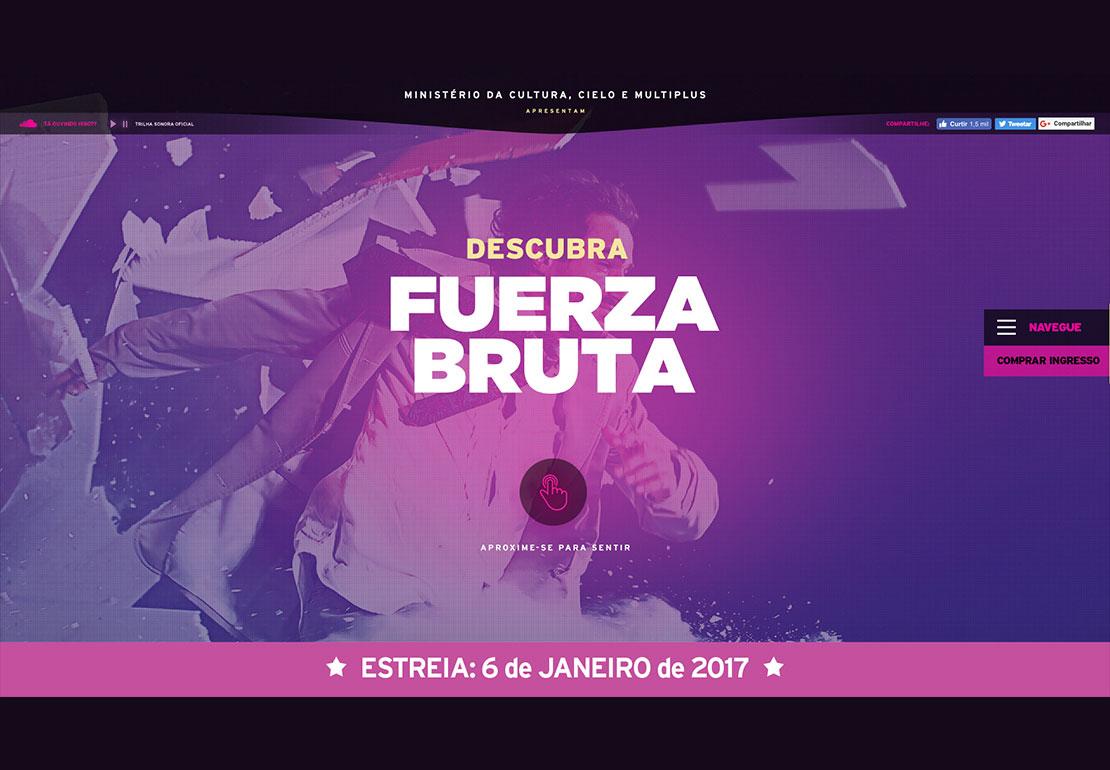 Fuerza Bruta Rio 17